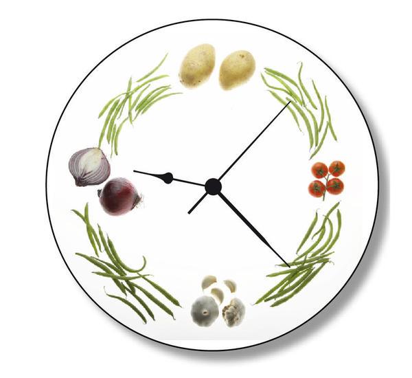 A que horas comer?