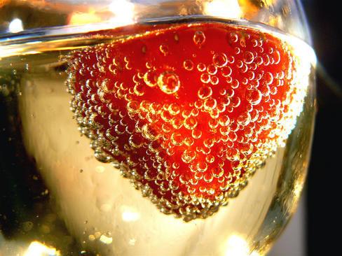 As fresas protegem o estômago