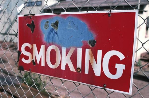 As magrinhas podem fumar