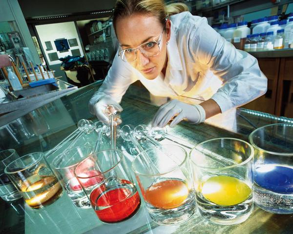 O positivo da química