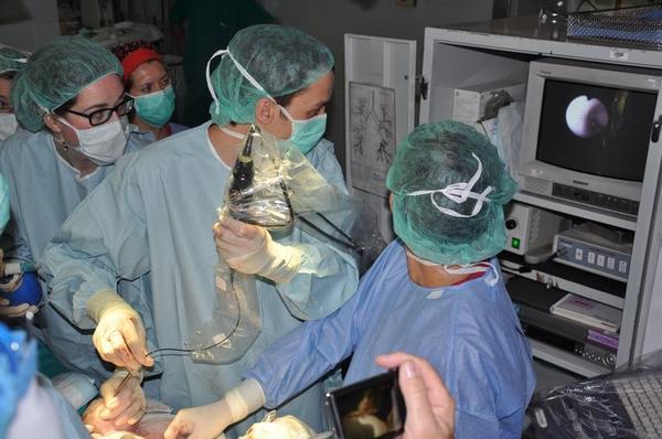 Operarse antes de nascer