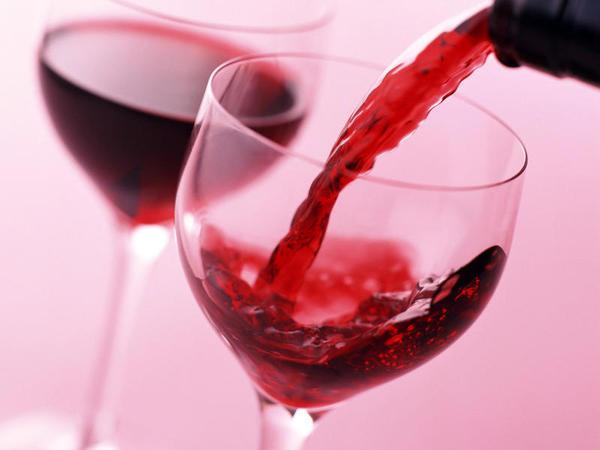 Viva o vinho!