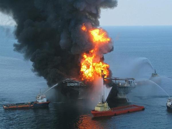 As bactérias contra a maré negra: alimentamse de derrames de petróleo