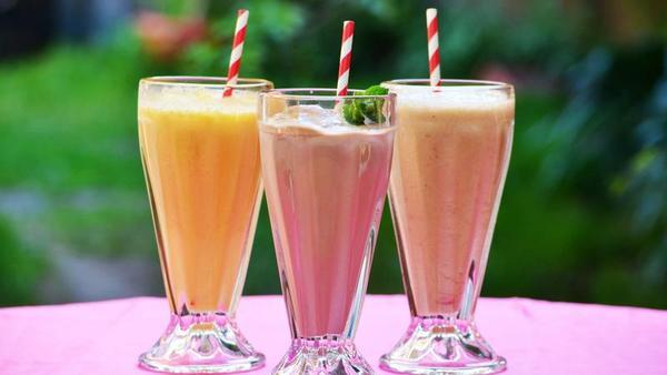 Assim afeta um shake de sorvete à sua circulação sanguínea