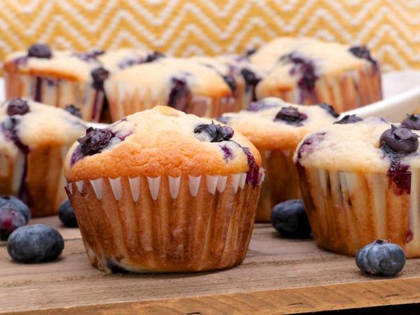 Com apenas um muffin já tomaste a quantidade de açúcar necessária para vários dias