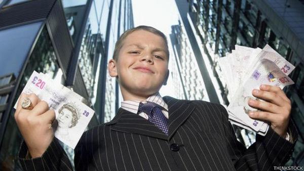 Dizem que os meninos ricos sofrem do síndrome afluenza Em que consiste?
