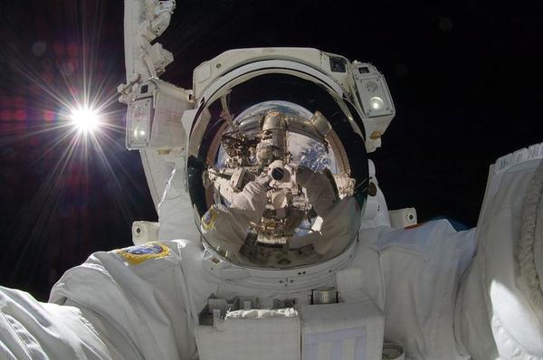 Treinar como um astronauta e ganhe uma viagem ao espaço